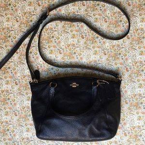 COACH Black Small Crossbody Bag